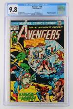 Avengers #108 -MINT- CGC 9.8 NM/MT - Marvel 1973 - Captain Marvel App!
