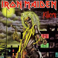 IRON MAIDEN : KILLERS : NEW & SEALED VINYL LP