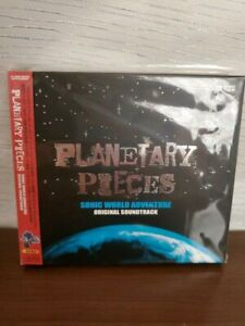 SONIC WORLD ADVENTURE Original Soundtrack Planetary Pieces 3 CDs Game Music New