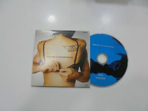 Aerosmith CD Single Europe Young Lust 2002 Promo