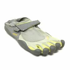 Men's Vibram Fivefingers KSO Barefoot Shoes Size 41 EU/8.5-9 US Gray Green O10