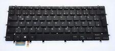 Genuine Dell XPS 15 9550 9560 German Deutsch Backlit Keyboard QWERTZ 05P2NX
