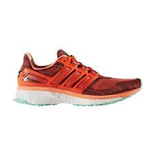 Zapatillas de deporte rojos mixtos de malla