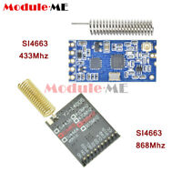 HC-12 SI4463 433Mhz/868MHZ Wireless Serial Port Module 1000m Replace Bluetooth