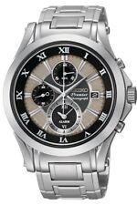 Seiko Premier Alarm Chronograph Mens Watch SNAF17P. Seiko Premium Range