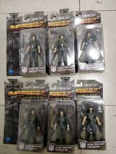 Hiya Toys - Our War - 1:18 Scale - WWII German Infantry - Full Set of 6