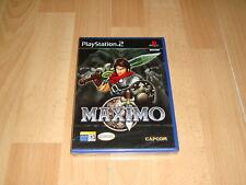 Maximo Sony PS2 Español