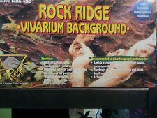 T-Rex Rock Ridge Terrarium Background 10 Gal. (New)