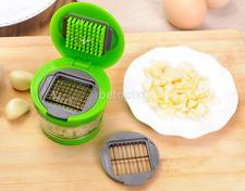 Kitchen Tools Garlic Press Chopper Slicer Hand Presser Grinder Crusher New FR