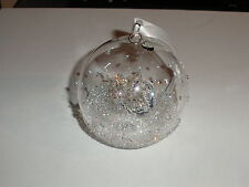 Swarovski Weihnachtskugel 2016 Kugel Groß Christmas Ball Ornament 5221221