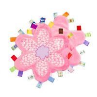 2 PCS Soft Touch Comforter Blanket with Tags Colorful Taggy,Best for Girl