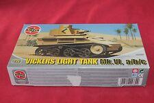 -Soldatini Figure AIRFIX HO VICKERS LIGHT TANK MK VI - A02330