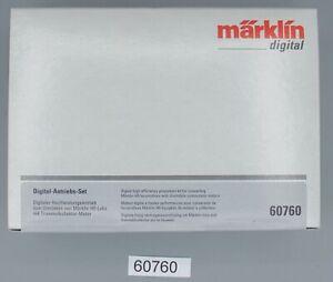 Märklin 60760 Set Digital-Hochleistungsantrieb #NEU in OVP#