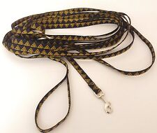 Dog Puppy horses Training Tracking Lead Long Line Leash 5m Recall Obedience---