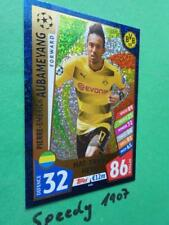 Topps Champions League 17 2018 ha-truco Hero aubameyang match coronó #444
