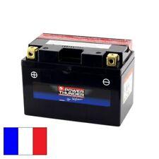 Power Thunder Batterie avec Pack Acide - Blanc (CB4L-B)