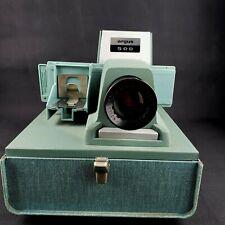 Vintage Argus 500 Slide Projector