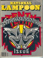 National Lampoon Feb 1980 10th Anniversary Issue Mask Parody