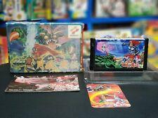 Famicom FF FC NES Getsu Fuma Den Japan Konami Complete