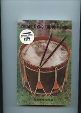 Drums Along the Antietam 4TH Printing Author Autographed Book