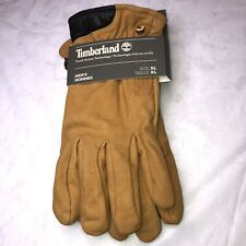 Timberland Gloves Touch Screen Fleece Lined Size XL