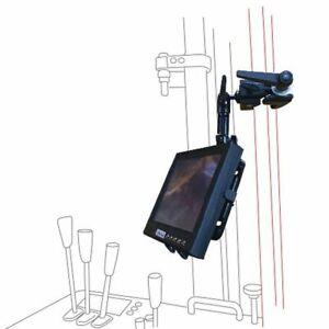 Lager Stapler Werkstatt Halter für Tablet iPad Smartphone stabil Aluminium