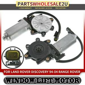 For Land Rover Range Discovery Cardone Front Right Power Window Motor