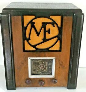 Ancien Poste Radio TSF MANUFRANCE