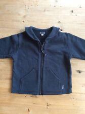 Elle baby girls zip up jacket, never worn:12 months