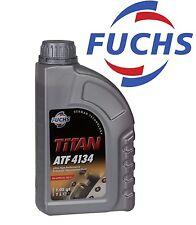 Mercedes 1 Liter Auto Trans Fluid ATF 4134 MBZ Approval:236.14 OEM Fuchs Titan