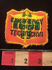 Vtg EMT Medical Related Patch ~ Emergency Medical Technician 60C3
