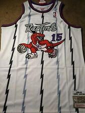 Vince Carter Toronto Raptors Jersey Throwback  Sz 2XL