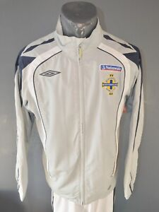 Northern Ireland Jacket Football Soccer Retro Vintage Full Zip Mens Umbro Size S