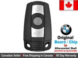 1x New Replacement Keyless Entry Remote Key Fob For BMW KR55WK49123 KR55WK49127