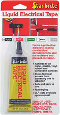 STAR BRITE LIQUID ELECTRICAL TAPE BLACK 1 OZ 84154 - 57-1176