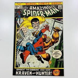 Amazing Spider-Man (Vol. 1) Issue 111 (1963-1998) Marvel Comics