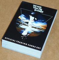 The Man Who Fell to Earth ~ COMPLETE 54-CARD BASE SET ~ Unstoppable Cards 2014