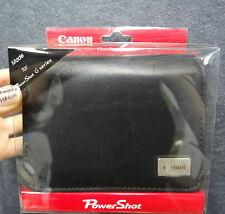 Vera Pelle Canon Borsa Custodia per PowerShot a · G16 / G15 / G12 / G11 / G10