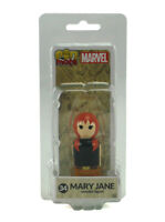 Pin Mate Mary Jane Wooden Figure #34 Marvel Comics Spider-Man New