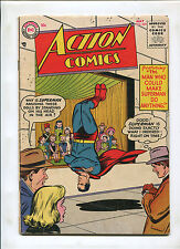 "ACTION COMICS #204 (4.0) ""THE MAN WHO CAN MAKE SUPERMAN DO ANYTHING!"" 1955"