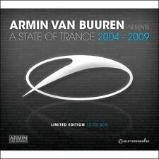 A State of Trance 2004-2009 by Armin van Buuren (CD, Dec-2010, 12 Discs, Astral Music)