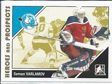 Simeon Varlamov  2-RC Rookie Lot  Young Guns SP RC & Team Russia Pre/RC