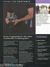 Prospekt Phase One Vaio U1 Portable 10/02 D brochure 2002 Broschüre Photografica
