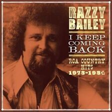 I Keep Coming Back: RCA Country Hits, 1978-80 by Razzy Bailey CD 2013 SPV Yellow