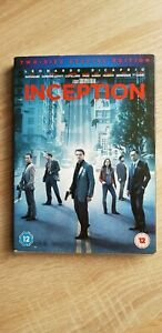 Inception DVD 2 Disc Special Edition New & Sealed - B7L2BR