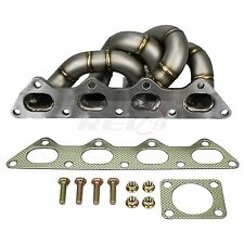 HP Eclipse 4G63 GST GSX Eagle Talon Tsi Equal Length Turbo Manifold 42mm Runner