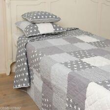 Édredons et couvre-lits lavable en machine coton mélangé