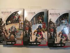 Mega Blocks Assassins Creed Adewale & Heavy Borgia Soldier