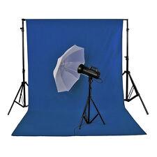 Neewer 10x20ft/3x6M Photo Studio 100% Pure Muslin Background (Blue)