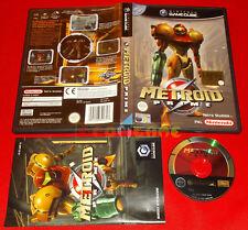 METROID PRIME 1 Nintendo GameCube Versione Italiana 1ª Edizione ○ USATO